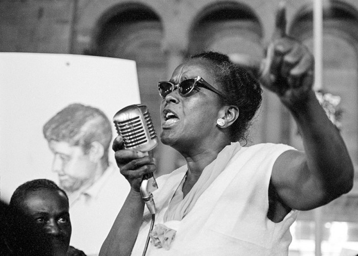 Getting to Know: Ella Baker
