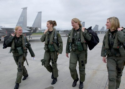 Honoring Women in the Military