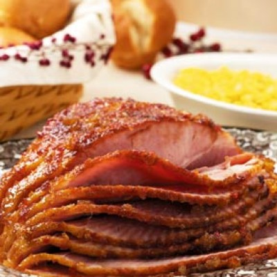 Fire & Spice Baked Ham
