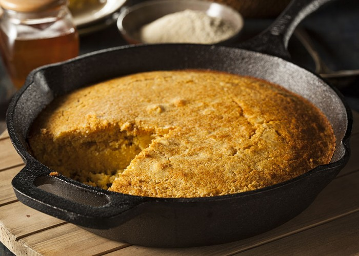 Flossie Johnson's Cornbread