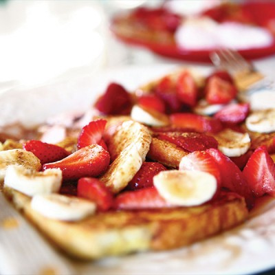 Grilled Cinnamon French Toast