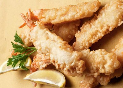 Fried Crawfish Tails