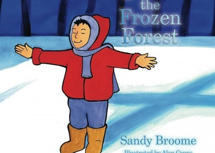 A Good Read: Beyond the Frozen Forest