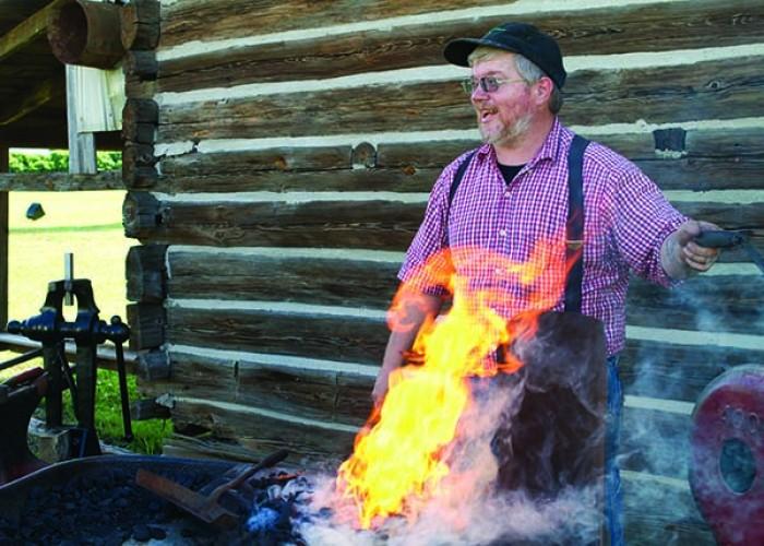 Field trip: Historic Rural Life
