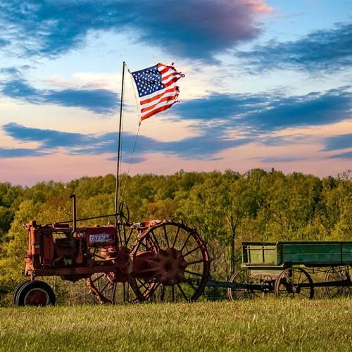 This photo was taken on the Blue Ridge Parkway. —Glenn Poplin, Maxton, Lumbee River EMC