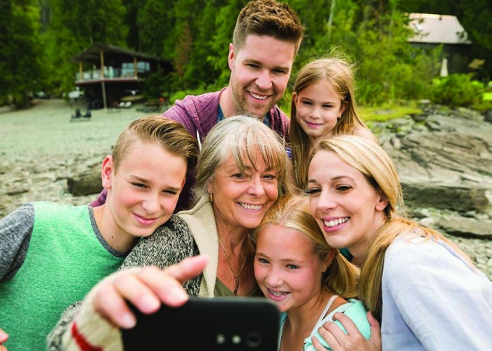 Forging Family Ties