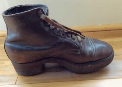 My Grandfather's Shoe