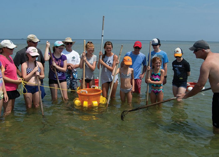 Clamming: A Different Kind of Fishing