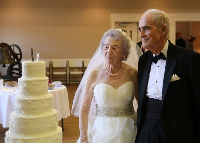 Weathering 70 Years of Marriage