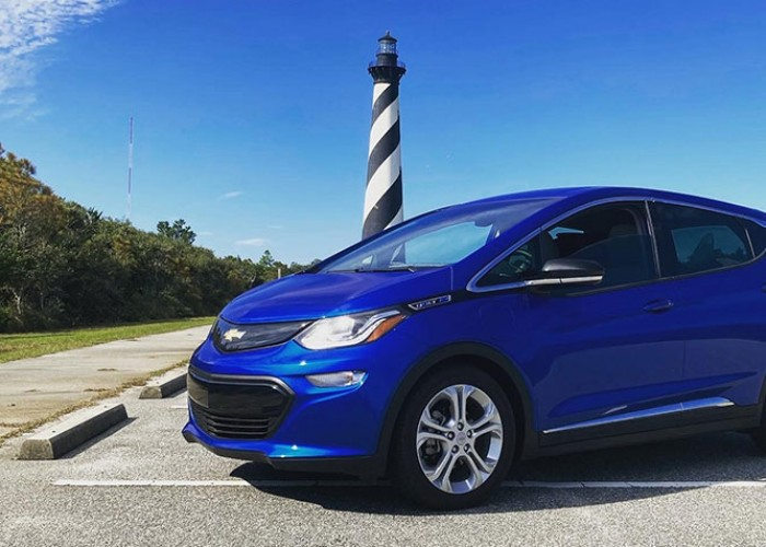 EV Adventure: Charging Up Along the Coast