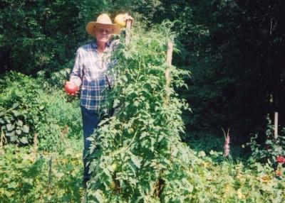 A Garden Feeds a Community