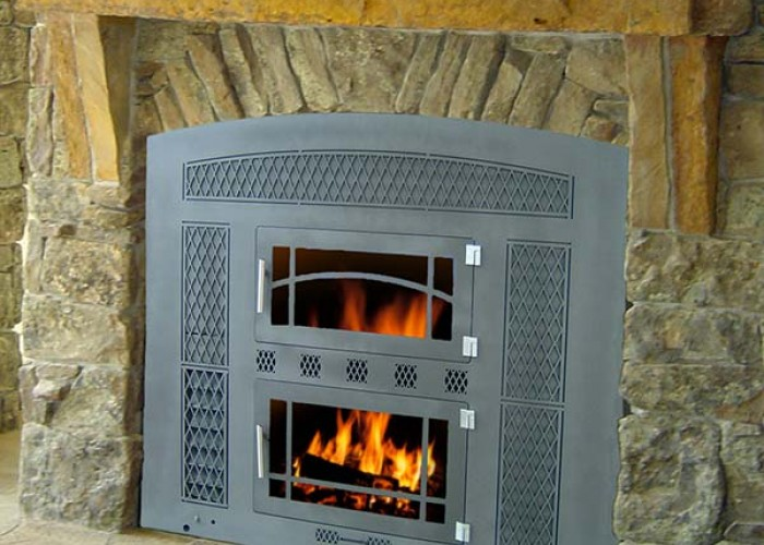 Using fireplaces efficiently