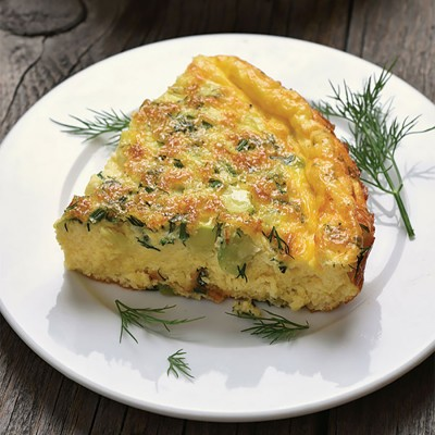 Herbed Spanish Omelet