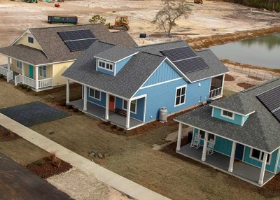 Co-op Tech: Life on a Microgrid