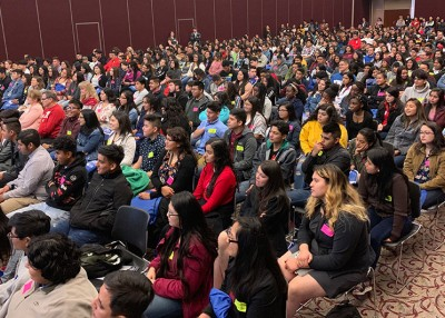 Hispanic Educational Summit Equips Students for Success