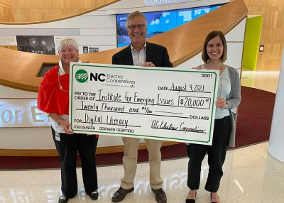 NC's Electric Cooperatives, CoBank Fund Digital Inclusion
