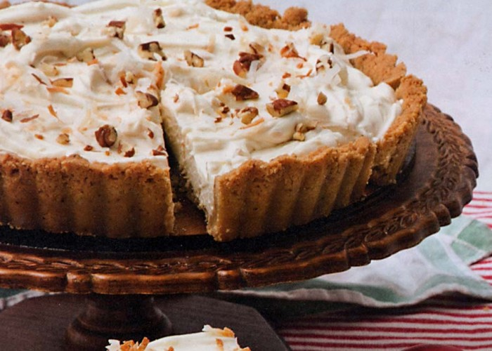 Italian Cream Pie