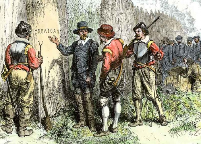 Roanoke: The Persistent Mystery of a Lost Colony