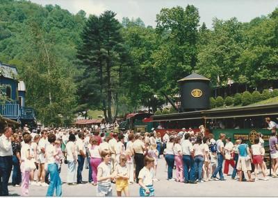 Tweetsie Railroad Romance