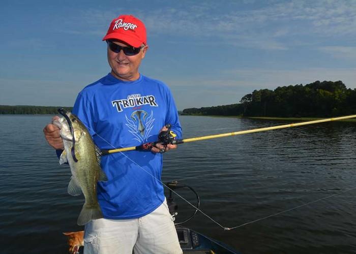 The Joys of Fall Bass Fishing