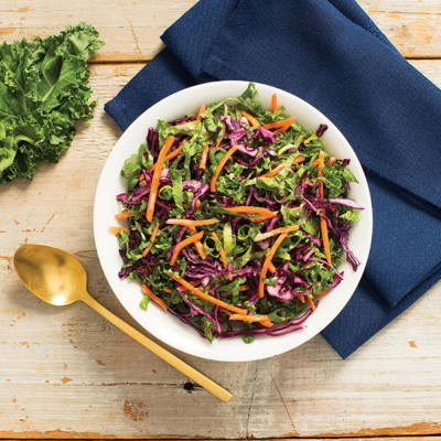 Tangy Kale Slaw