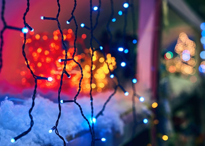 The Evolution of Holiday Lighting