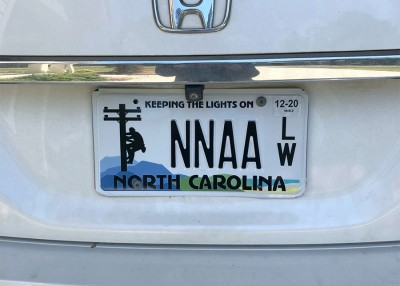 'Keeping the Lights On' License Plate Donations Top $25,000