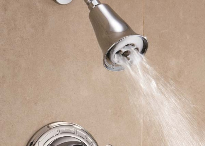 Affordable water-saving shower devices