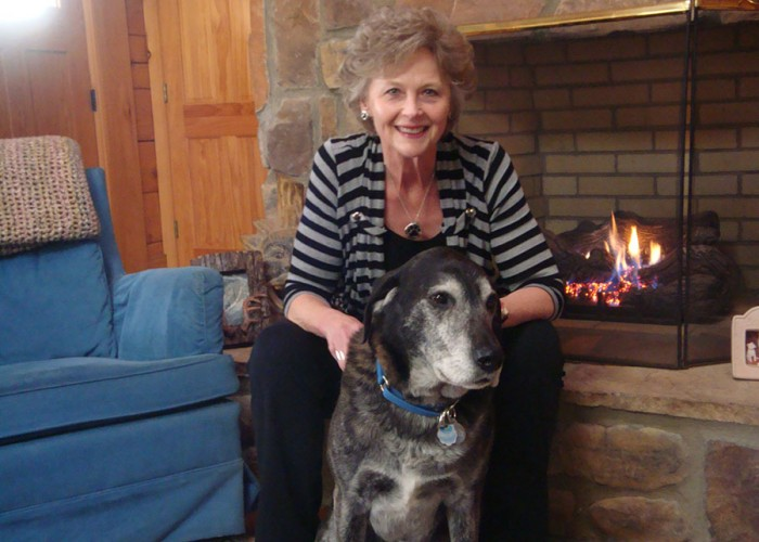 NC Author is an Advocate for our State Dog