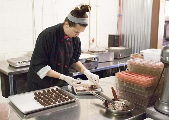 North Carolina's Love Affair with Chocolate