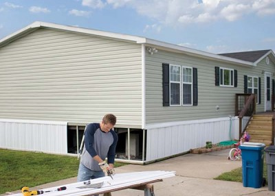 Making energy affordable in manufactured homes