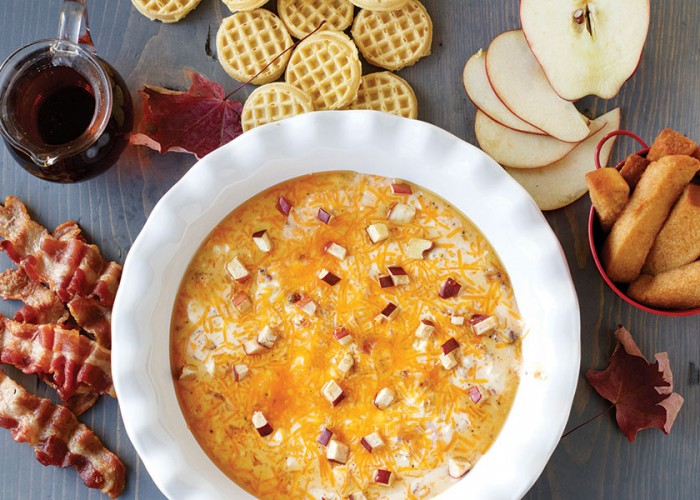Maple Bacon Dip