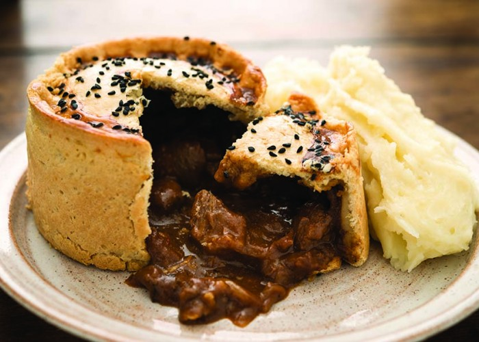Pass the Meat Pie