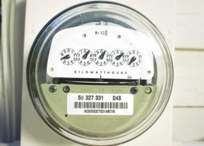 Meter tampering is illegal in North Carolina
