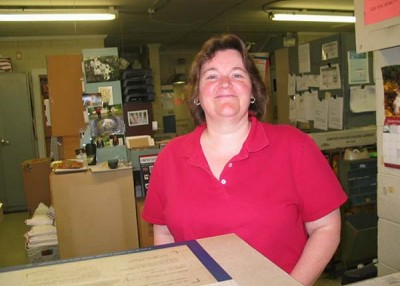 The Golden Rule at the Moncure post office