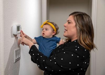 Narrow the Temperature Gap for Savings