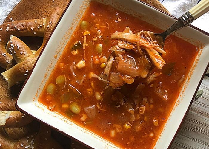 Ms. Velma's 'It's Just Soup'