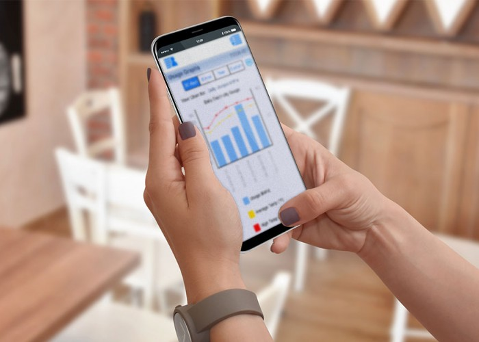 Keeping Track of Energy Use at Home