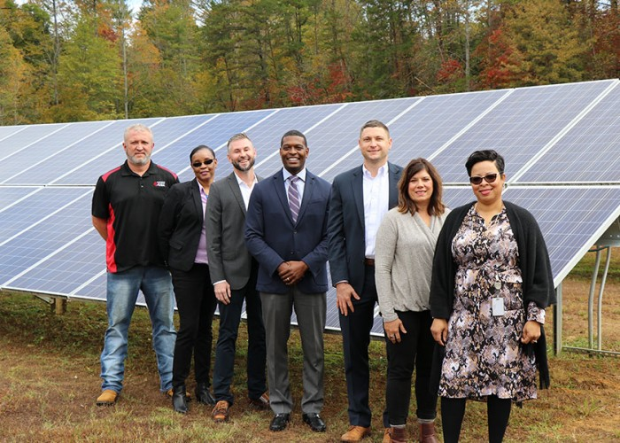 Blue Ridge Energy, Roanoke Electric Receive Community Solar Grants