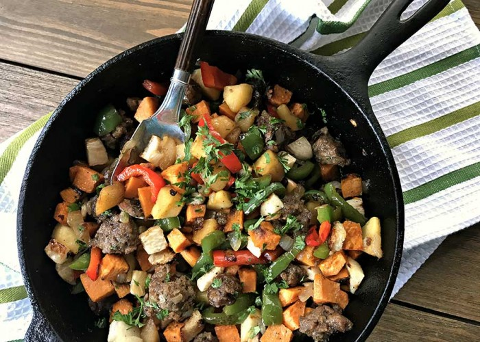 Neese's Sausage Harvest Hash