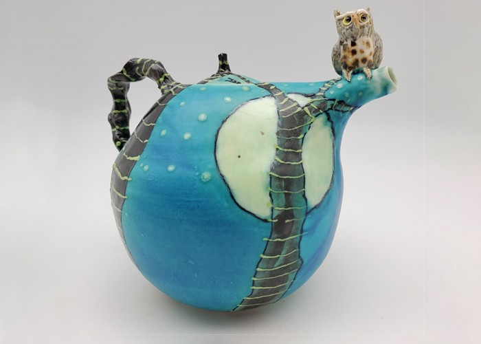 Creedmoor Gallery Hosts National Teapot Show