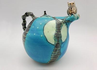 Creedmoor Gallery Hosts National Teapot Show