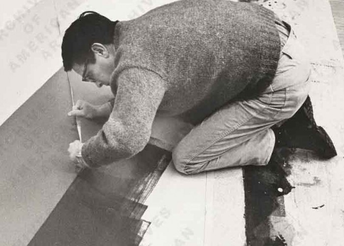 Getting to Know...Kenneth Noland