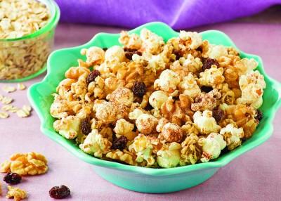 Oatmeal Raisin Cookie Corn