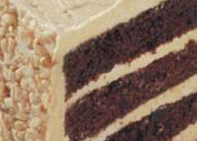 Peanut Chocolate Cake