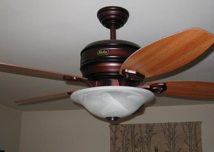 Which way should ceiling fans rotate?