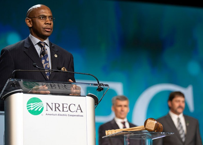 NC Co-ops Were Center Stage at the National Annual Meeting