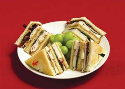 Jif Peanut Butter Club Sandwich