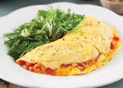 Pimento Cheese Omelet