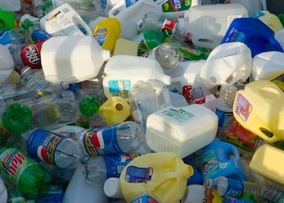 The basics of plastic recycling